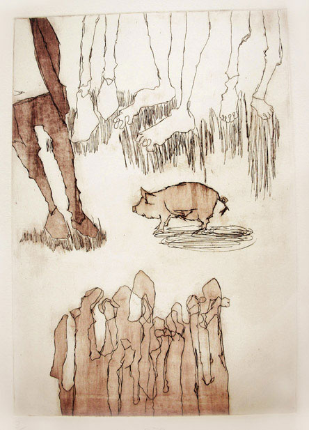 「a pig」